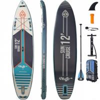Deska SUP board Skiffo Sun Cruise 12' + wiosło+ smycz