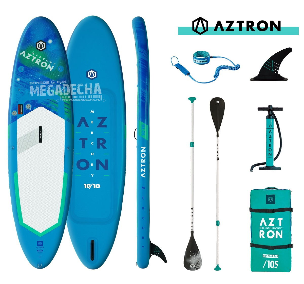 Deska SUP board Aztron Mercury