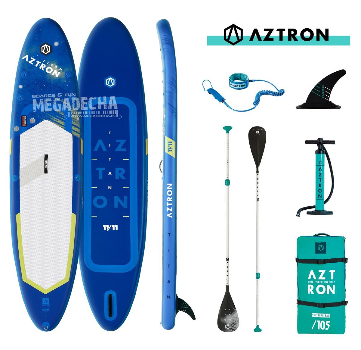 Deska Supboard Aztron Titan