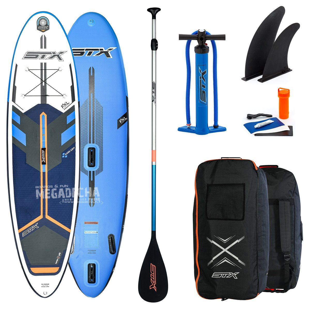 Deska Wind SUP board STX Freeride 9'8