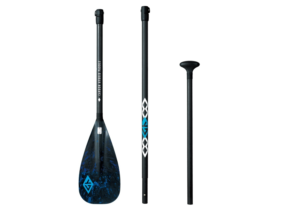 Wiosło SUP Aquatone Advant (carbon)