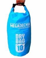 Torba wodoszczelna Megadecha dry bag 10 L blue