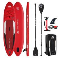 Deska SUP board Aqua Marina Monster 12' + wiosło + smycz