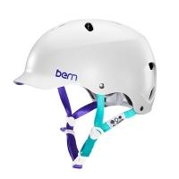 Kask do sportów wodnych Bern Lenox H2O Satin White