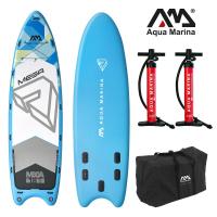 Deska SUP board Aqua Marina Mega - 7 osobowa