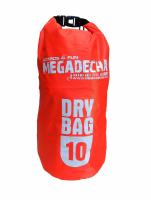 Torba wodoszczelna Megadecha dry bag 10 L coral
