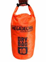 Torba wodoszczelna Megadecha dry bag 10 L orange