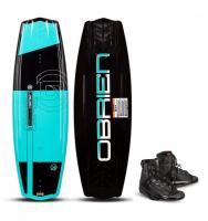 Komplet wakeboard Obrien Valhalla + Acces (motorówka)