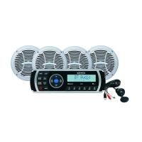 Zestaw Radioodtwarzacz + 4 głośniki JENSEN MARINE CPM150
