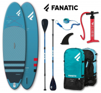 Deska SUP board Fanatic Fly Air Blue 9'8