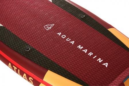 Deska SUP board Aqua Marina Atlas 12' + wiosło + smycz